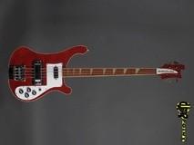 Rickenbacker 4001 burgundy glow 1979