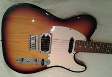 Fender Telecaster Plus