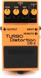 Boss Turbo Distortion Pedal DS-2