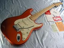 Fender American Deluxe Fat Strat