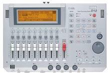 Korg D12 Multi-Track Recorder