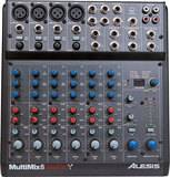 Alesis Multi Mix Firewire 8