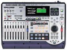 Roland CDX-1 Disk Lab