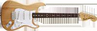 Fender 70's Reissue Stratocaster