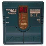 Zoom 504 Acoustic Guitar Effects Pedal