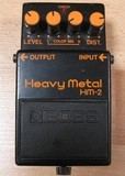 Boss Heavy Metal Distortion