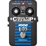 EBS Bass MultiComp True Dual Band MultiCompressor