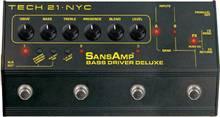 Sansamp Bass Driver Deluxe