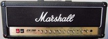 Marshall DSL 100 Head
