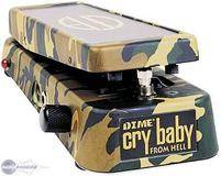 Dunlop Crybaby DB-01 Crybaby From Hell Dimebag