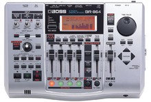Boss BR-864 8-Track Digital Multi-Track Recorder