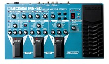Boss ME-50 Multiple Guitar Effects Unit