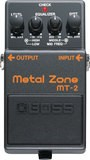 Boss MEtal Zone Distortion PEdal