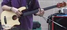 Carvin AC40-FL Semi Acoustic Fretless