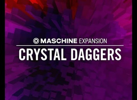 Native Instruments CRYSTAL DAGGERS