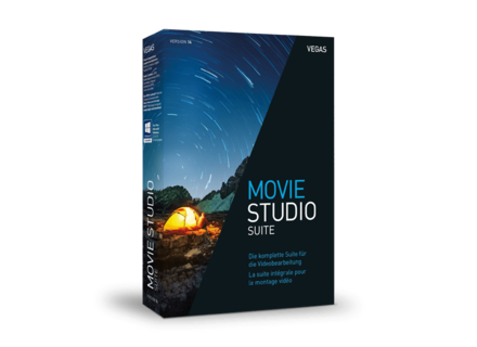Magix Vegas Movie Studio 14 Suite
