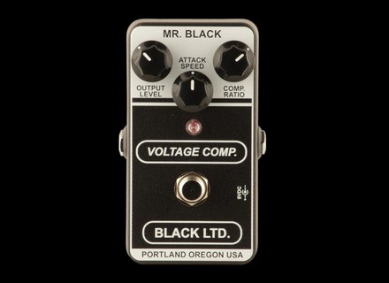 Mr. Black Black LTD Voltage Comp