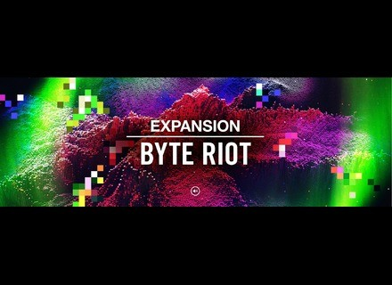 Native Instruments Byte Riot