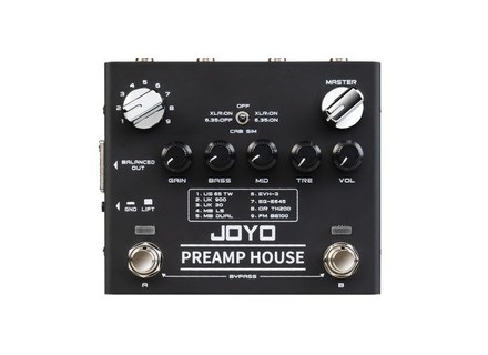 Joyo Preamp House