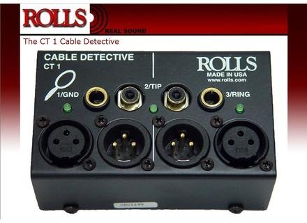 Rolls CT1