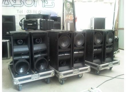 Martin Audio W8LM