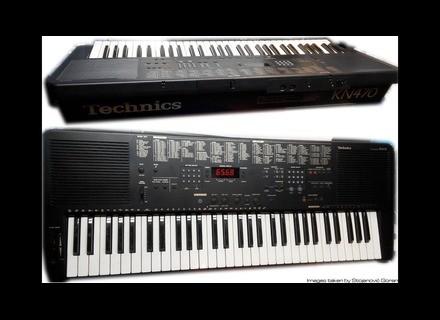 Technics KN470