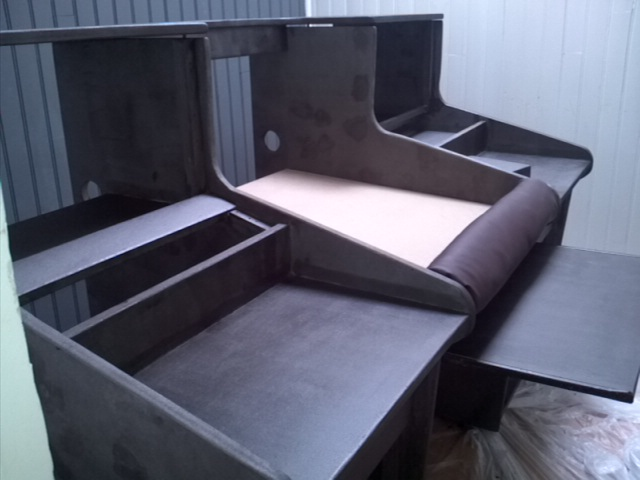 meuble bureau studio argosy omnirax keoda forum mobilier accessoires am nagement studio. Black Bedroom Furniture Sets. Home Design Ideas