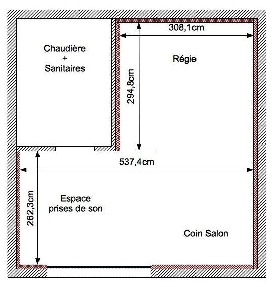 transformation de mon garage en studio - forum les mains dans le ... - Transformer Son Garage En Studio