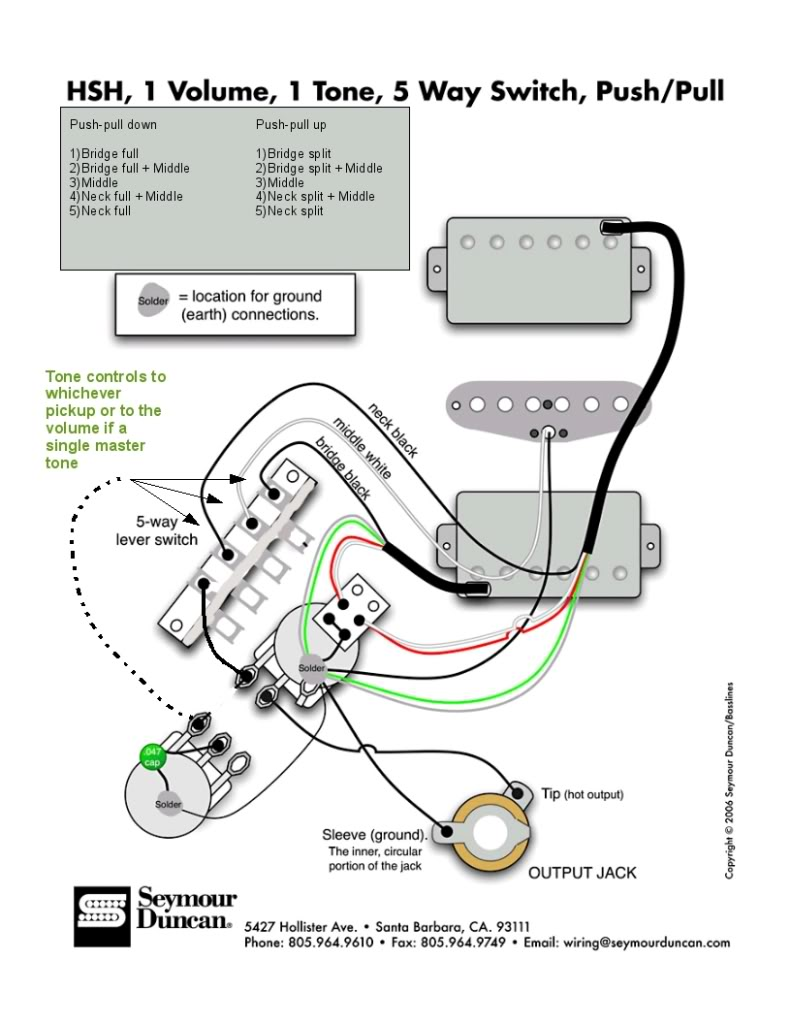 guitar pickup wiring diagrams wirdig dimarzio guitar hsh wiring diagram dimarzio circuit diagrams