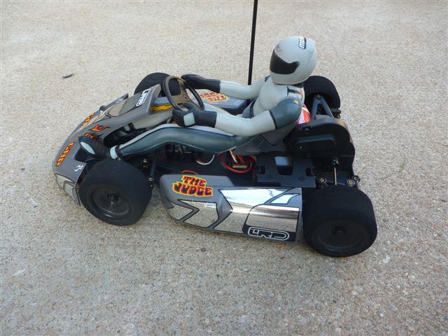 Karting Thunder Tiger KT-8 brushless Image