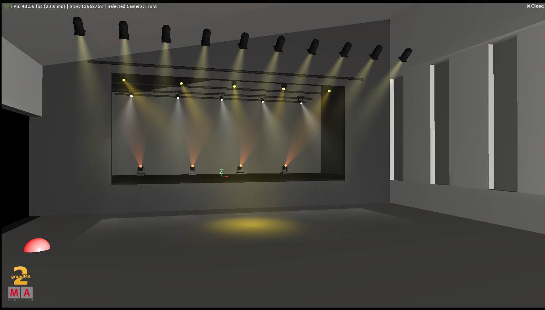 Free Online Stage Lighting Design Software