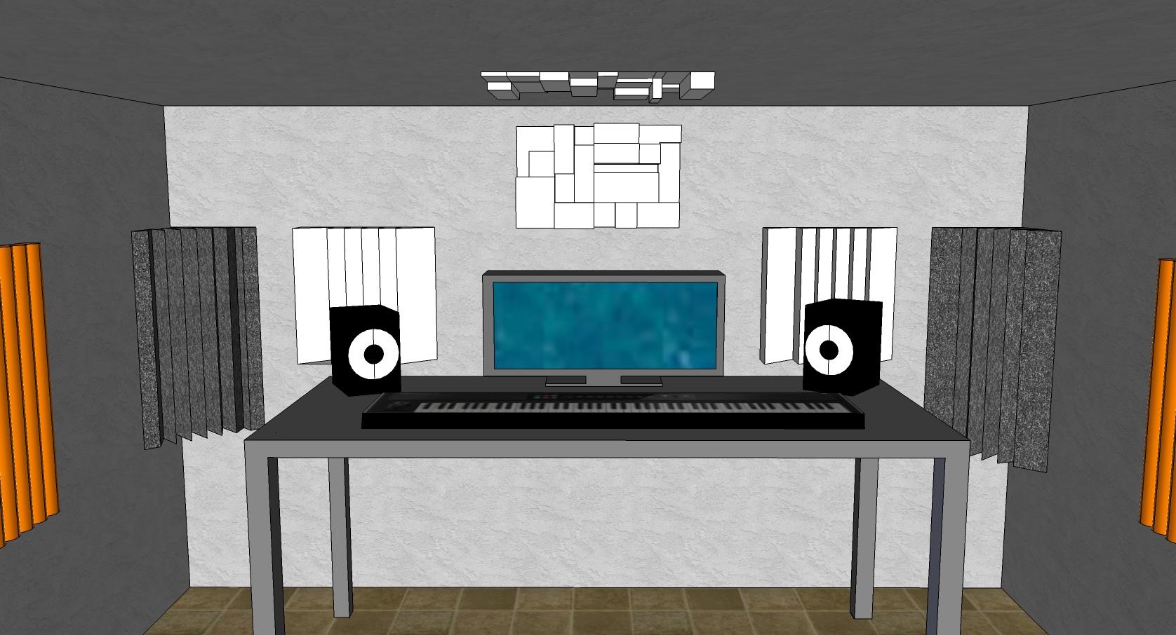 Demande Conseil Acoustique De Mon Home Studio Forum Mobilier Accessoires Am Nagement Studio