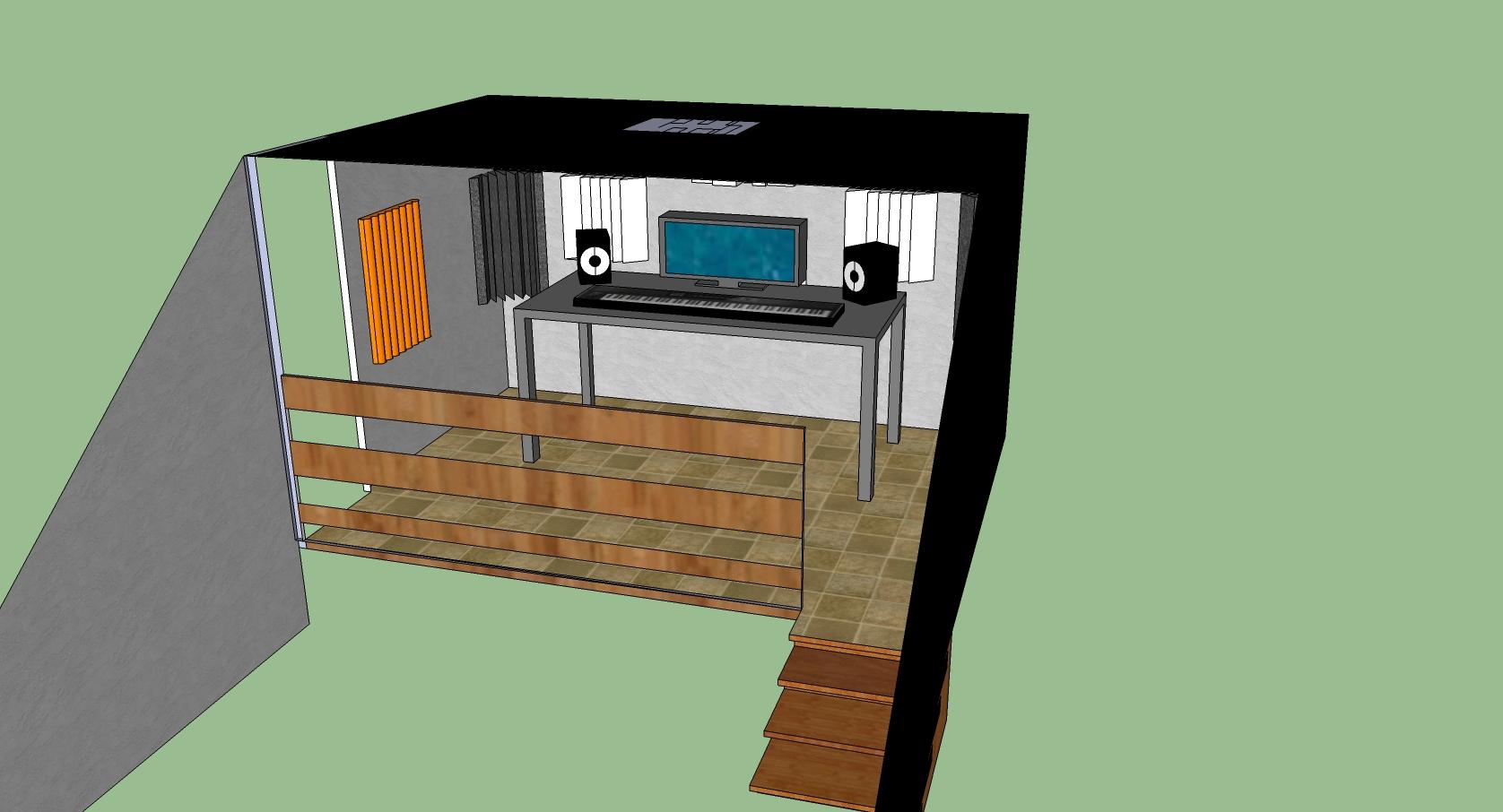 absorbeur de son trendy du panneau acoustique absorbant decosorber with absorbeur de son. Black Bedroom Furniture Sets. Home Design Ideas