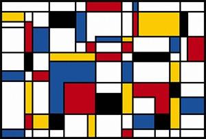 Mondrian vu du ciel...