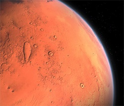 Sur Mars, des traces de vie ?
