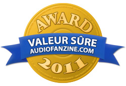 Award Valeur sûre 2011