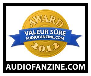 Award Valeur sûre 2012