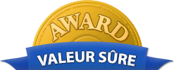 Award Valeur sûre 2016
