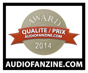 Award Qualité / Prix 2014