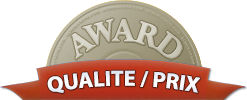 Award Qualité / Prix 2017
