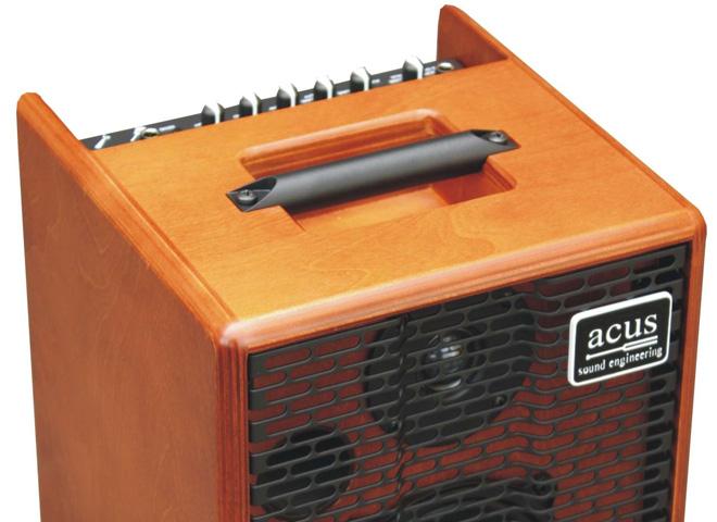 Acoustic-Electric Guitar Amplifiers