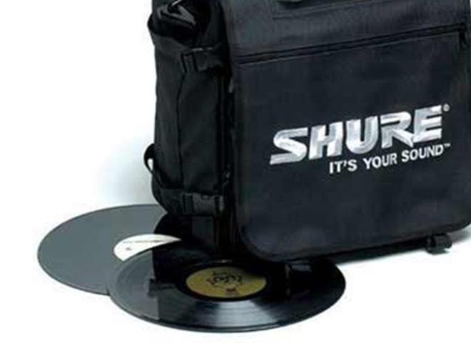 Bags for DJs