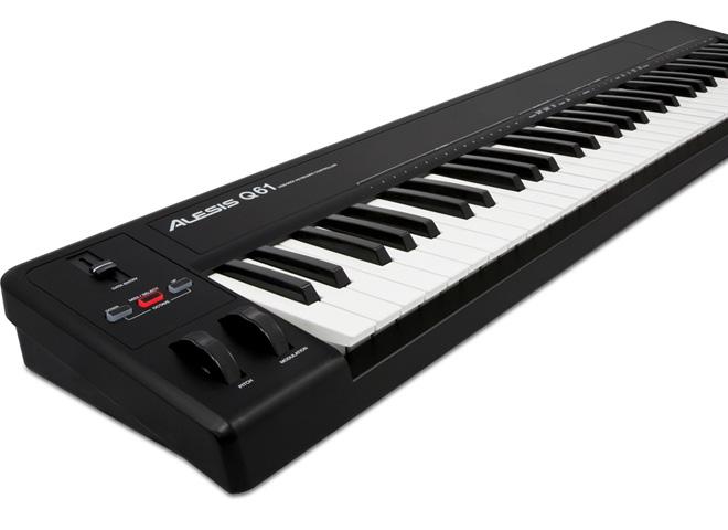 Claviers maîtres MIDI 61 touches