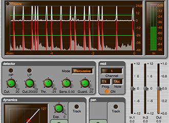 Convertisseurs Audio/MIDI Logiciels