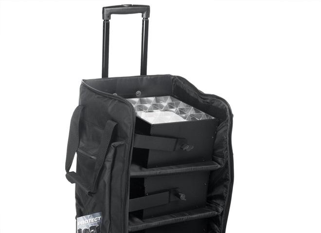 Flight cases, housses et protections DJ