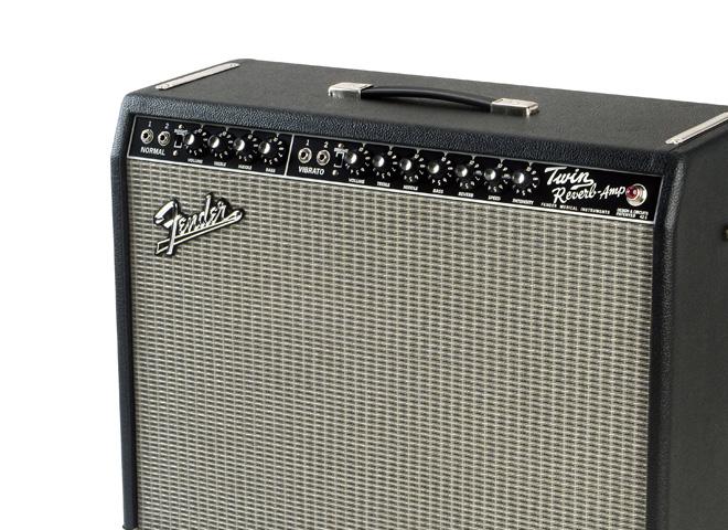 Guitar Combo Amplifiers