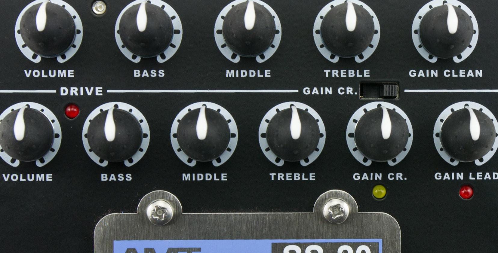Guitar Pre-amps