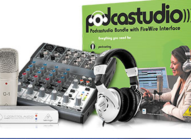 Home Studio Packages