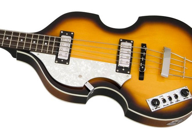 Left-Handed Electric Fretted Basses