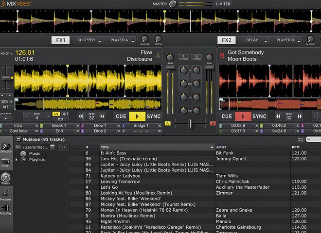 Logiciels DJ